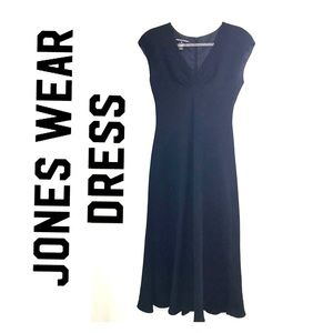 Jones wear dress black color size 10